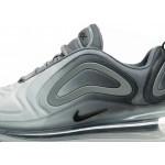 Кроссовки Nike Air Max 720 (Cool Grey / Black - Wolf Grey), фото 4 | Интернет-магазин Sole