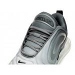 Кроссовки Nike Air Max 720 (Cool Grey / Black - Wolf Grey), фото 5 | Интернет-магазин Sole