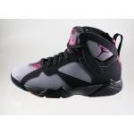 Мужские кроссовки Nike Air Jordan 7 Retro *Bordeaux* (Black / Bordeaux - Light Graphite - Midnight Fog), фото 1 | Интернет-магазин Sole
