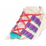 Кроссовки adidas LXCON (Clear Brown / Active Purple / Shock Red), фото 4 | Интернет-магазин Sole