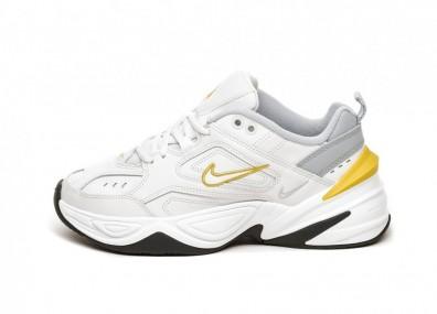 Кроссовки Nike Wmns M2K Tekno (Platinum Tint / Celery - Wolf Grey)