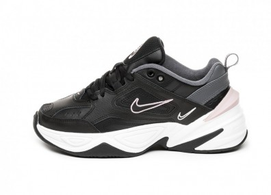 Кроссовки Nike Wmns M2K Tekno (Black / Plum Chalk - Dark Grey - Summit White)