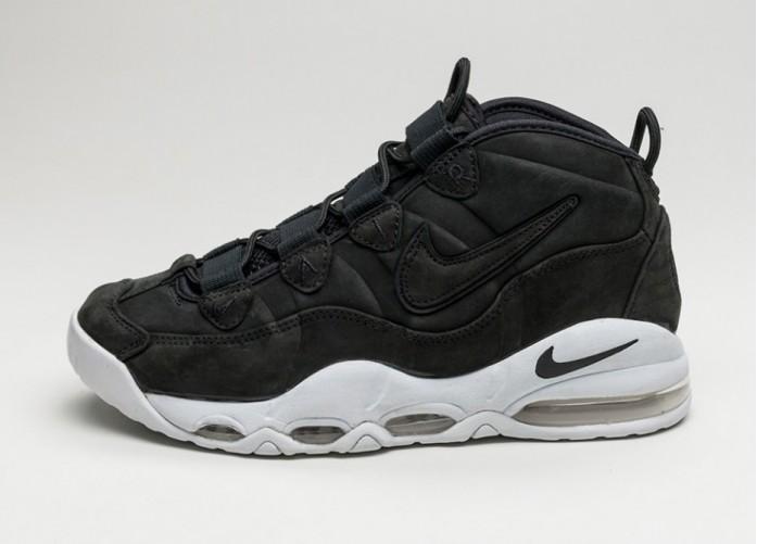 Мужские кроссовки Nike Air Max Uptempo (Black / Black - White - Black) | Интернет-магазин Sole
