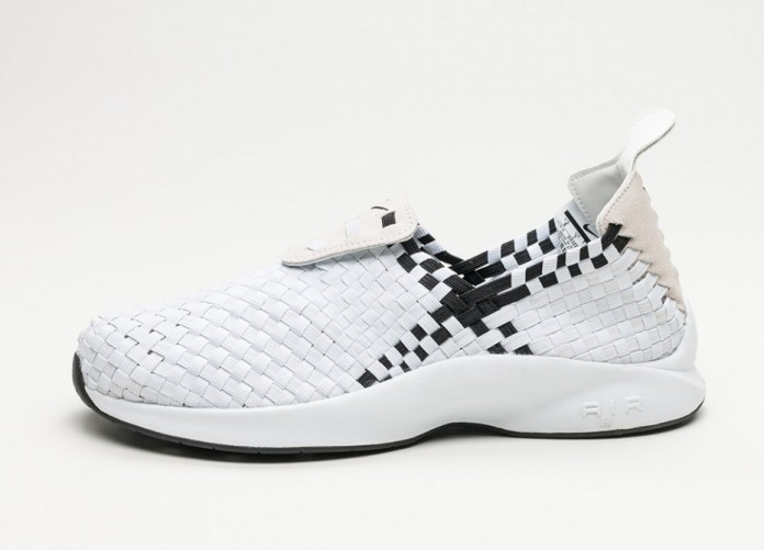 Мужские кроссовки Nike Air Woven (White / Black) | Интернет-магазин Sole