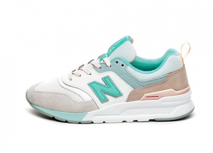 Кроссовки New Balance CW997HBA (Sea Salt) | Интернет-магазин Sole