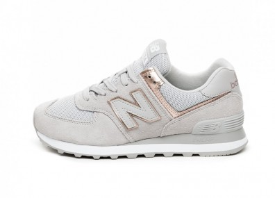 Кроссовки New Balance WL574MEB (Rain Cloud)