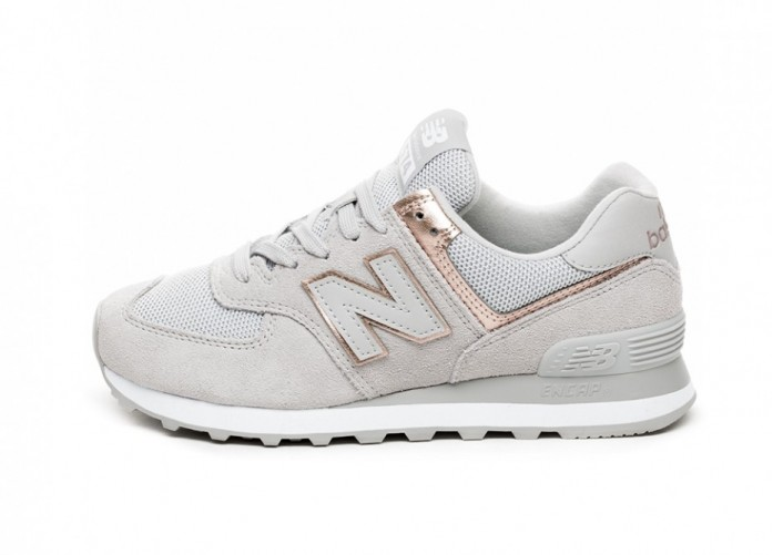 Кроссовки New Balance WL574MEB (Rain Cloud) | Интернет-магазин Sole