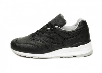 Кроссовки New Balance M997BSO *Bison Pack* (Black / Grey)