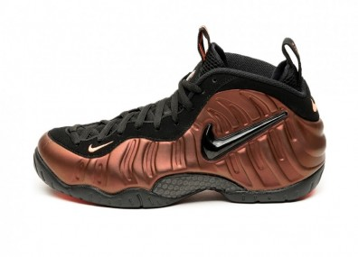 Кроссовки Nike Air Foamposite Pro (Hyper Crimson / Black)
