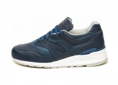 Кроссовки New Balance M997BIS *Bison Pack* (Blue / Grey)