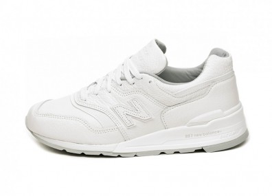 Кроссовки New Balance M997BSN *Bison Pack* (White / Grey)