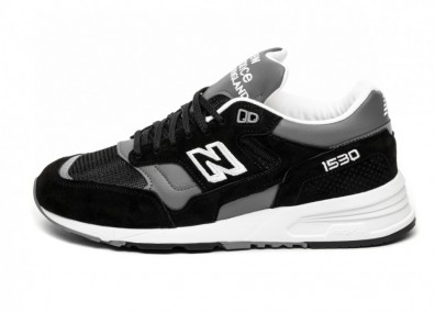 Кроссовки New Balance M1530BK *Made in England* (Black / White)