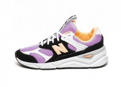 Кроссовки New Balance WSX90TLS (Black / Violet)