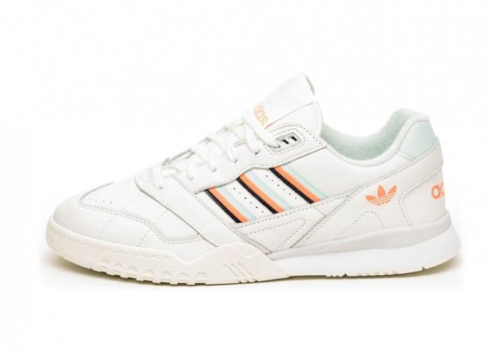 Кроссовки adidas AR Trainer (Cloud White / Solar Orange) | Интернет-магазин Sole