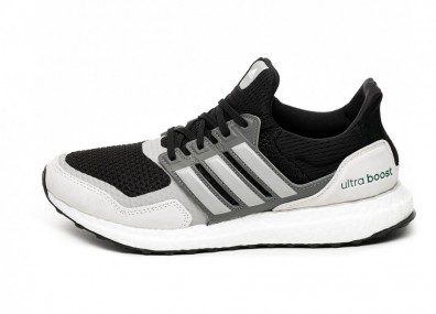 Кроссовки adidas Ultra Boost S&L (Core Black / Light Granite / Grey One)