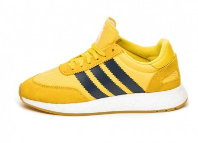Кроссовки adidas I-5923 (Triple Yellow / Night Indigo / Gum)