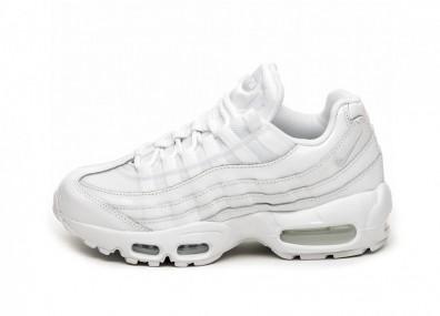 Кроссовки Nike Wmns Air Max 95 (White / White - White)