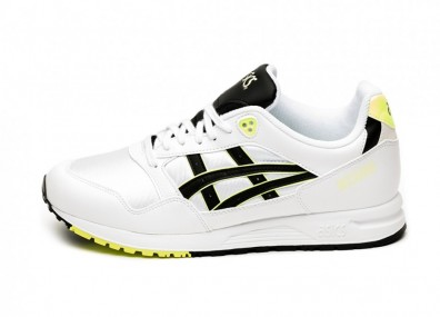 Кроссовки Asics Gel Saga (White / Black)