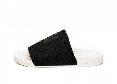 Тапочки adidas Adilette Luxe W (Core Black / Core Black)