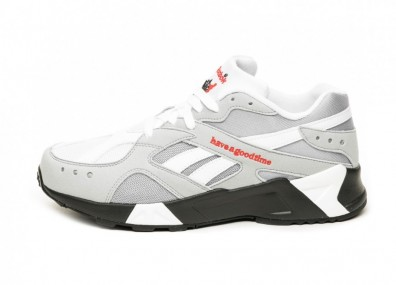Кроссовки Reebok x Have A Good Time Aztrek (Cool Shadow / Cold Grey)