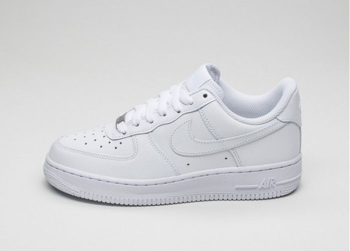 Мужские кроссовки Nike Wmns Air Force 1 '07 (White / White) | Интернет-магазин Sole