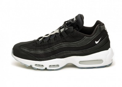 Кроссовки Nike Air Max 95 Essential (Black / White - Black - Reflect Silver)