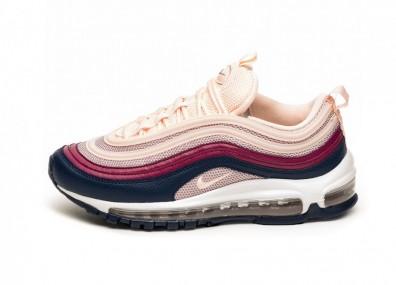 Кроссовки Nike Wmns Air Max 97 (Crimson Tint / Crimson Tint - Plum Chalk)