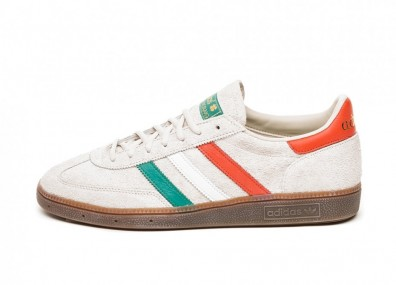 Кроссовки adidas Handball Spezial *St. Patrick's Day* (Clear Brown / Ftwr White / Gold Met)