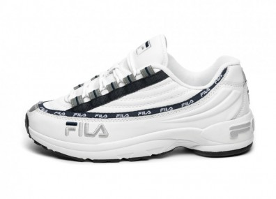Кроссовки FILA DSTR 97 Low (White)