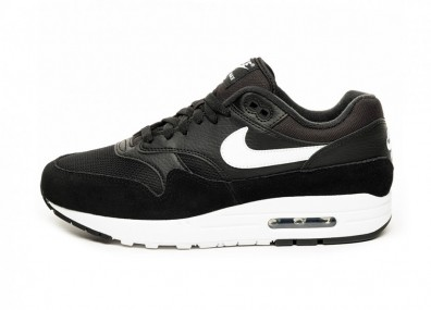 Кроссовки Nike Air Max 1 (Black / White)