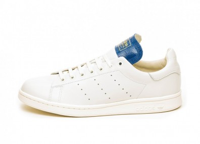 Кроссовки adidas Stan Smith BT (Ftwr White / Ftwr White / Collegiate Royal)