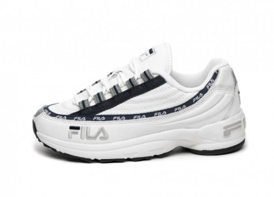 Кроссовки FILA DSTR 97 Low Wmn (White)