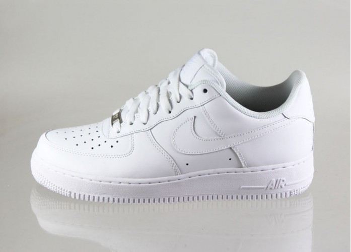 Кроссовки Nike Air Force 1 ´07 (White / White) | Интернет-магазин Sole