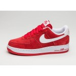 Мужские кроссовки Nike Air Force 1 ´07 (University Red / White), фото 1 | Интернет-магазин Sole