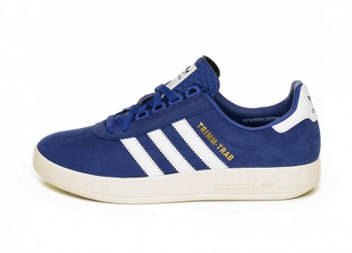 Кроссовки adidas Trimm Trab *Merseyside Pack* (Active Blue / Ftwr White / Gold Metallic)