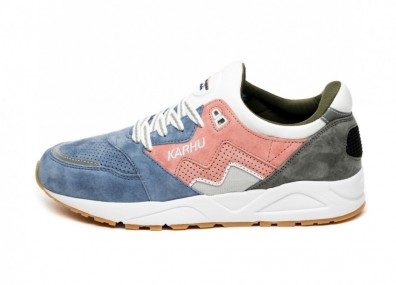 Кроссовки Karhu Aria *Spring Festival Pack* (Muted Clay / Moonlight Blue)