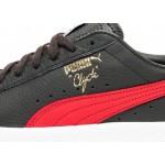 Кроссовки Puma Clyde Core (Puma Black / High Risk Red / Puma White), фото 5 | Интернет-магазин Sole