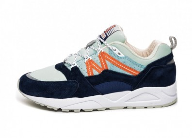Кроссовки Karhu Fusion 2.0 *Catch Of The Day Pack* (Patriot Blue / Blue Flower)