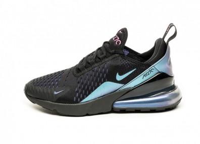 Кроссовки Nike Wmns Air Max 270 (Black / Laser Fuchsia - Regency Purple)