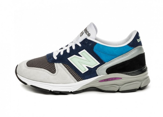 Кроссовки New Balance M7709FR *Summer Nine Pack* (Blue / Grey) | Интернет-магазин Sole
