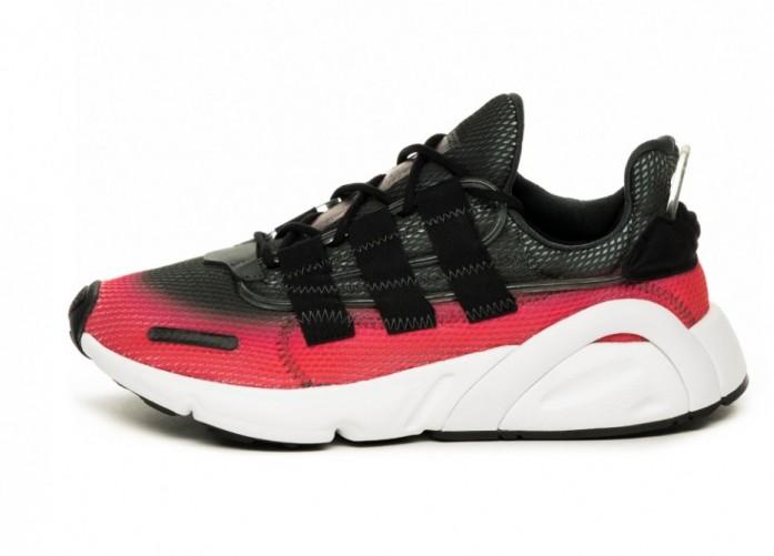 Кроссовки adidas LXCON (Core Black / Core Black / Ftwr White) | Интернет-магазин Sole