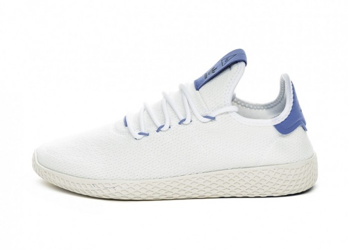 Кроссовки adidas PW Tennis HU (Ftwr White / Real Lilac / Clear White) | Интернет-магазин Sole