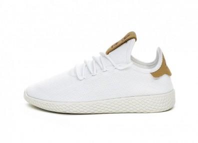 Кроссовки adidas PW Tennis HU W (Ftwr White / Ftwr White / Raw Sand)