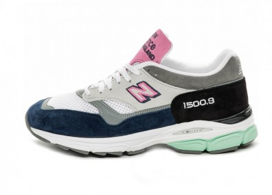 Кроссовки New Balance M15009FR *Summer Nine Pack* (White / Black)