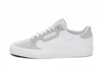 Кроссовки adidas Continental Vulc (Ftwr White / Ftwr White / Ftwr White)