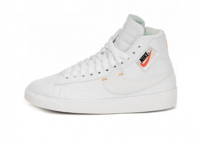 Кроссовки Nike Wmns Blazer Mid Rebel (White / Platinum Tint - Summit White)