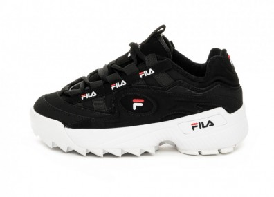 Кроссовки FILA D-Formation Wmn (Black / White / Fila Red)