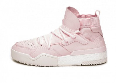 Кроссовки adidas x Alexander Wang BBall (Clear Pink / Clear Pink / Clear White)