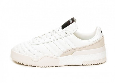 Кроссовки adidas x Alexander Wang BBall Soccer (Clear White / Shapur /Clear Brown)