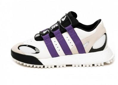 Кроссовки adidas x Alexander Wang Wangbody Run (Clear White / Clear White / Clear Brown)